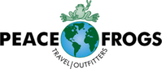 Peace Frogs Travel